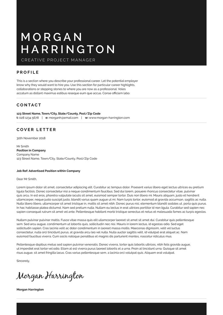30 best Resumes \ Covers images on Pinterest Resume, Resume - resumes 2018