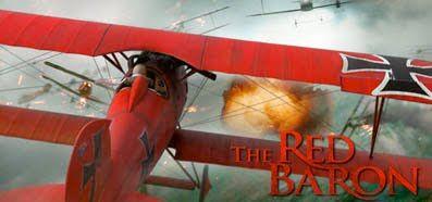 14 El Barón Rojo de Roger Corman (1971) 5,9 punts a IMDb. Les batalles aèries de triplans amb el temible baró roig són una de les icones de la primera guerra mundial. Aquí veiem la rivalitat entre l'alemany Von Richthofen i l'anglès Brown.