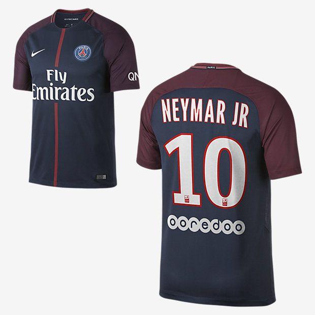 2017 18 Paris Saint-Germain Stadium Home (Neymar Jr.) Erkek Futbol bae4ab51bad99