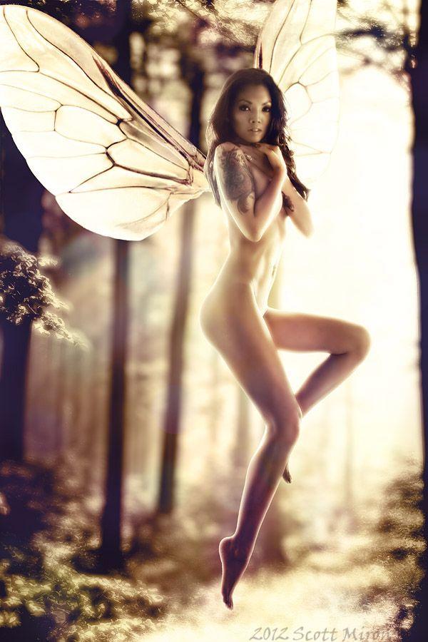 Forest Fairy Photograph By Boris Belokonov