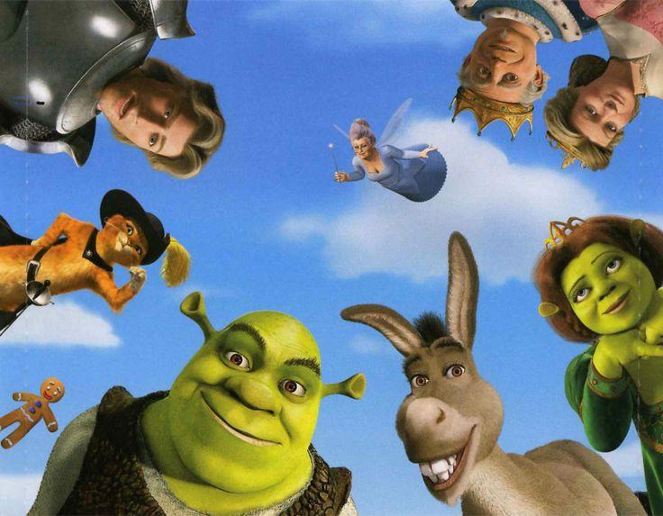 Shrek 2 Cartoon Characters : Best shrek character ideas on pinterest cartoon kids