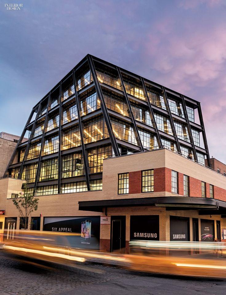Samsung Global Center of Excellence by Gensler