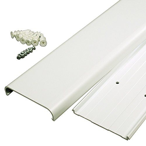 Wiremold CMK30 30-inch Flat Screen TV Cord Cover Kit (3-Pack)