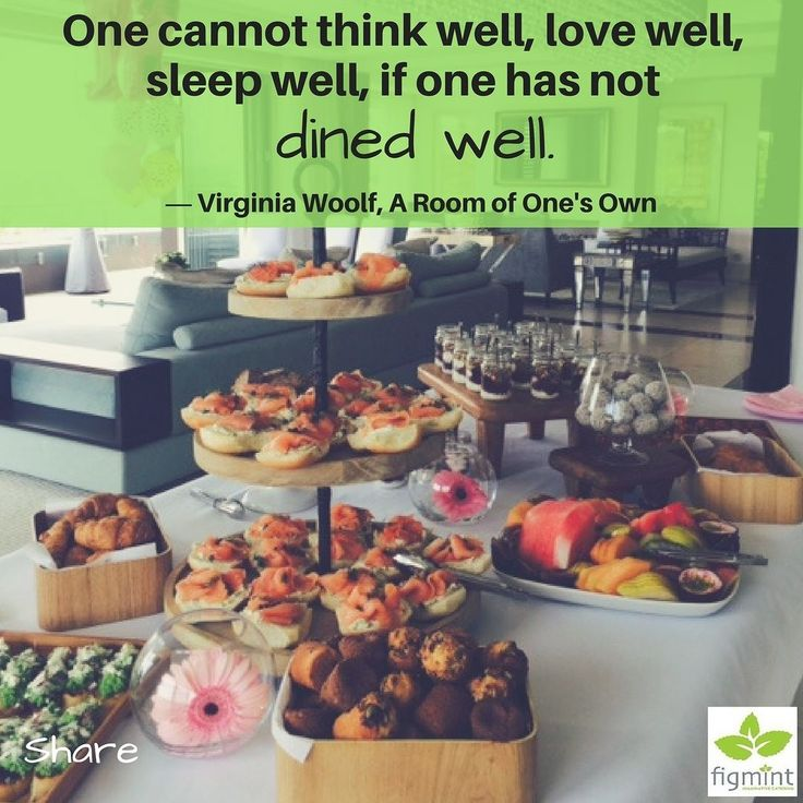 Eat well to be well. #figmintcatering #sydneycaterer #thehighheeledhostess