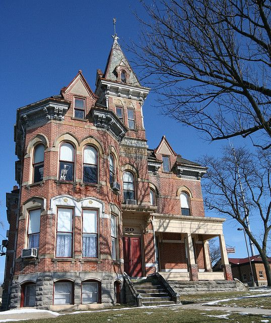 Abandoned Places In Battle Creek Michigan: 32 Best Delaware County, Ohio Images On Pinterest
