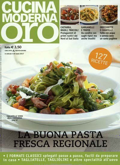 Buy a subscription or a subscription as a gift of Cucina Moderna Oro Italy and find out more about Home & Garden. With Trusted Shops guarantee and TÜV seal.