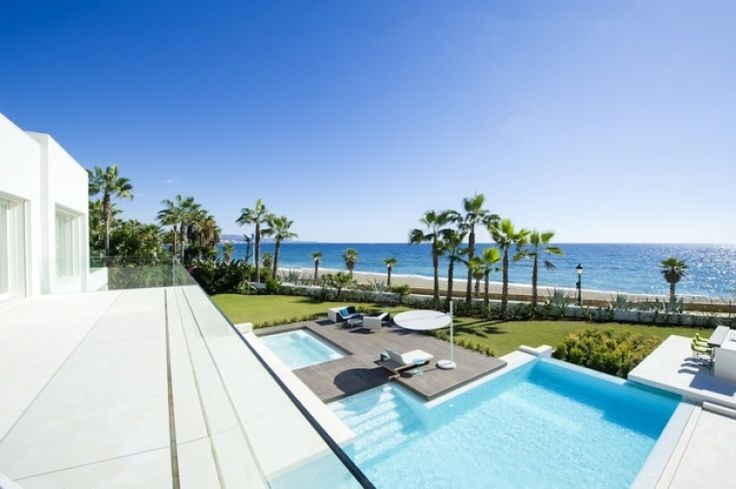 Full screen images of 7 Bedroom Villa for sale in The Golden Mile Spain - Spanish Hot Properties Reference 209904