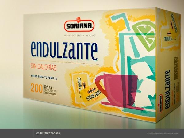 Packaging para Soriana by Carlos A. Rivera, via Behance