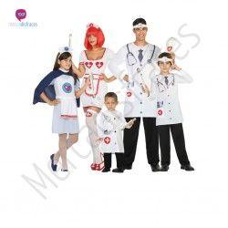 Disfraz #Enfermera Nurse para niña #mercadisfraces #tienda de #disfraces #online disponemos de disfraces #originales perfectos para #carnaval.