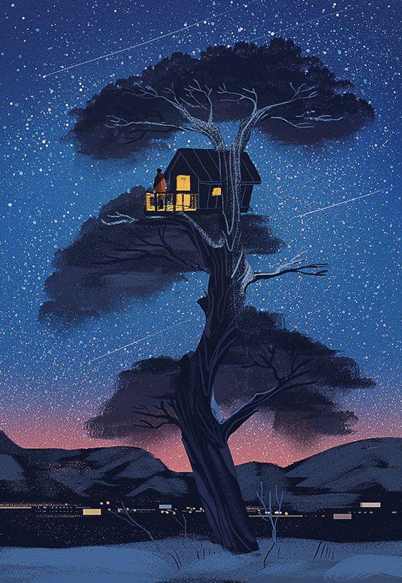 Уютной ночи картинка