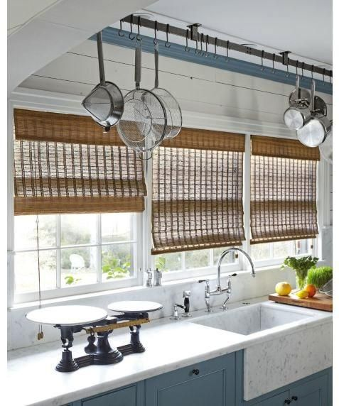 1000 ideas about blinds curtains on pinterest blackout for Smith and noble bamboo shades