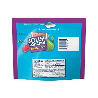 Jolly Rancher Crunch 'n' Chew Candy - 13oz