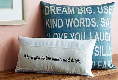 Expressive Cushions