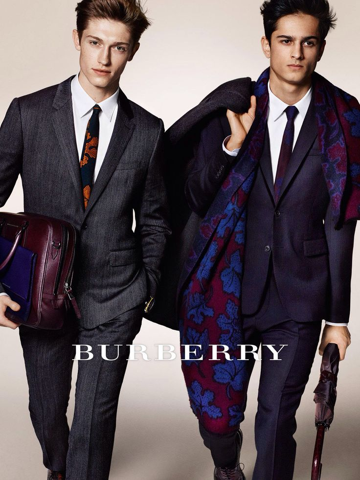 how to become a burberry male model