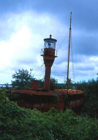 Lightship Suriname Rivier, Suriname