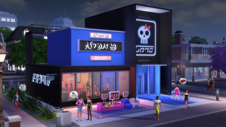 Want this shop? Here are four awesome retail lots you can download today: