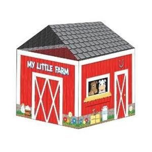 Pacific Play Tents 39645 My Little Farm House Playhouse Tent