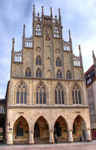 ˚Townhall Münster - Germany