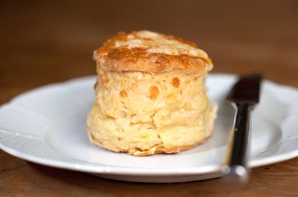 Scones: Easy Cheese Scone Recipe - Recipe for Cheese Scones