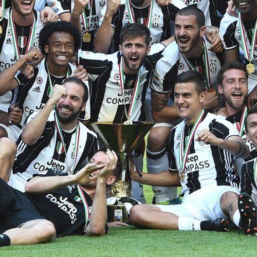 Juventus nella leggenda del calcio italiano