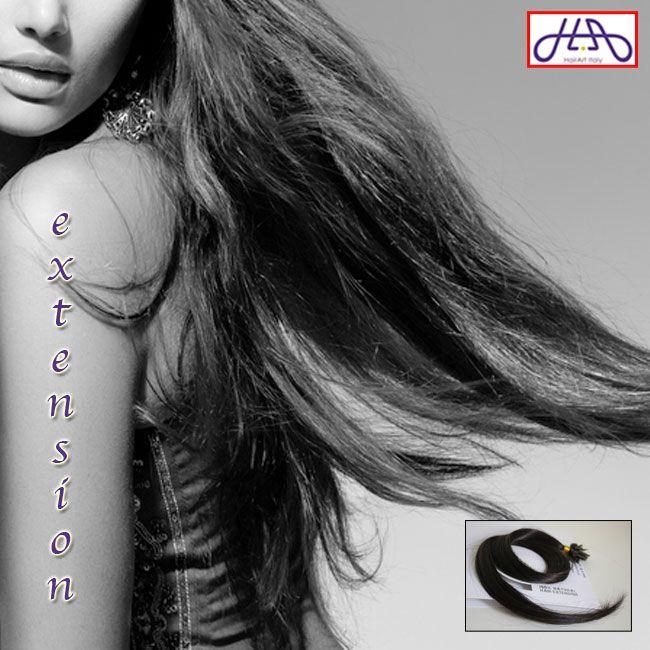 Li vuoi molto più lunghi? Per i tuoi capelli scegli le extension con cheratina di HairArt Itay: puoi acquistarle sul negozio Amazon http://bit.ly/extension-AMAZON o sul nostro sito http://bit.ly/extension-HA. Approfitta della promo, effettua una spesa superiore ai 55 € e ti regaliamo subito 10 € con il codice HAI10OFF. #haiartitaly #capelli