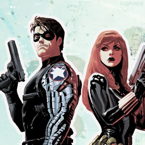 1000+ images about Bucky Barnes and Natasha Romanoff on ...