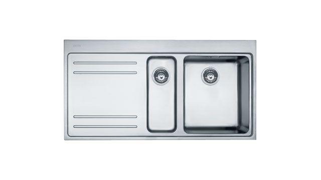 Franke Kitchen Sinks Mythos MTX 651 Stainless Steel