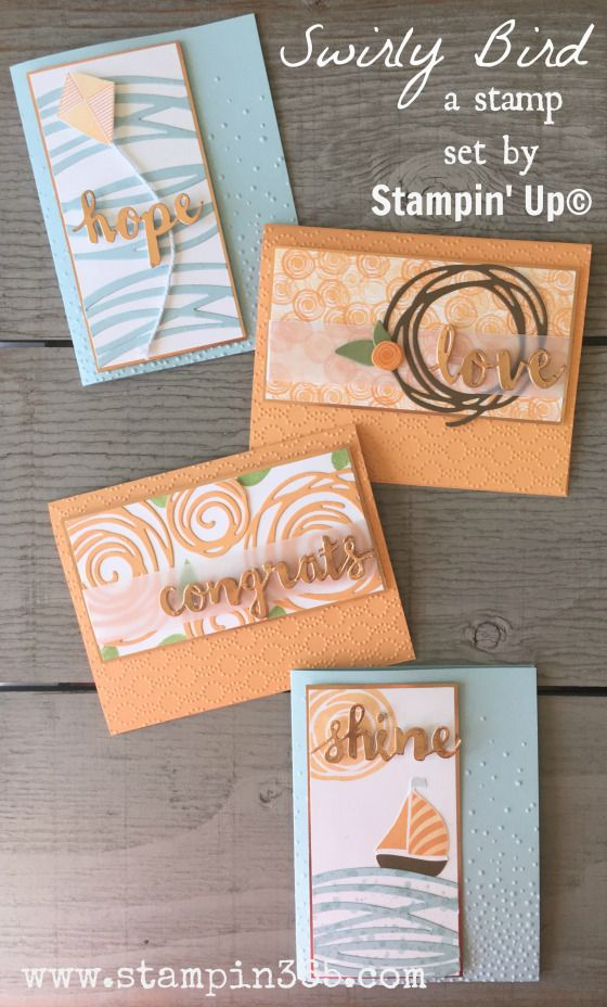 June Stamp of the Month Club | Stampin' 365