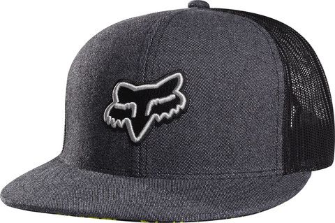 Fox Racing Perhaps Snapback Hat - Vulcinity
