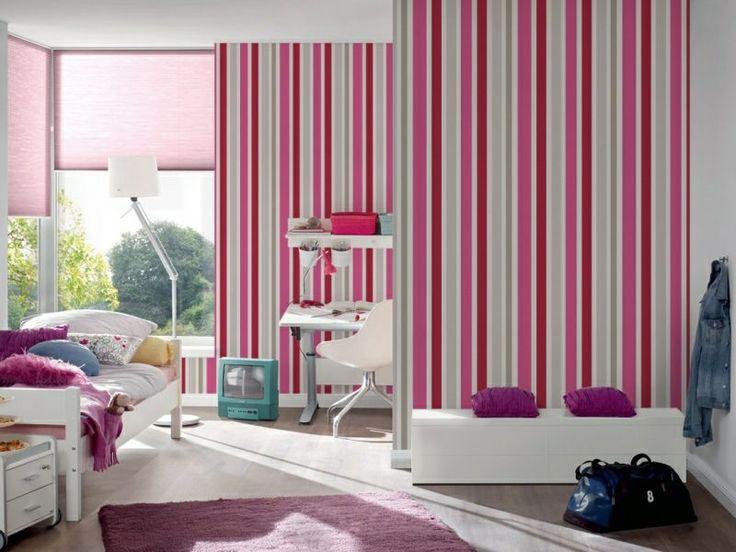 Esprit Kids - vliesová tapeta #style #home #wallart #inspirace # #waterproof #cover #útulné #pink #růžová