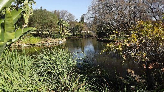 Photo of Jan Cilliers Park