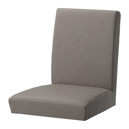 IKEA - HENRIKSDAL, Chair cover, , The washable cover to HENRIKSDAL chair frame is easy to put on and take off.