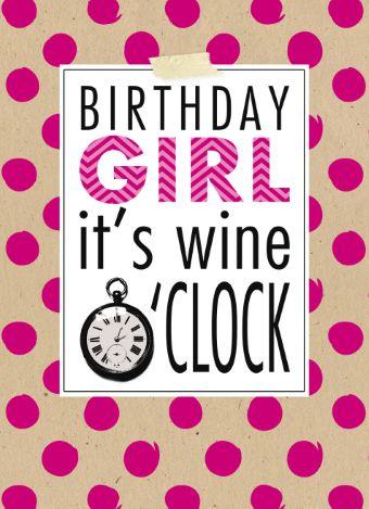 Een verjaardagskaart waarvan de jarige zeker gaat lachen!
