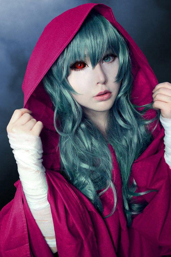 Tokyo Ghoul: Eto Yoshimura 2 by Yumizu-Chan