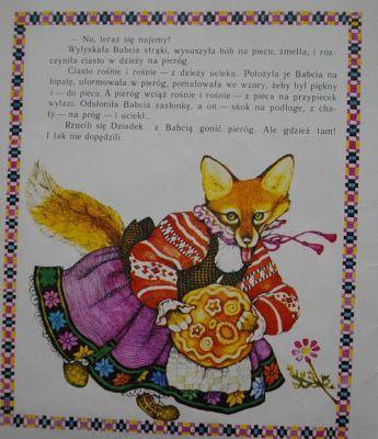 wilddzikowe książki: Lisica Chytruska - bajka nie całkiem dla dzieci