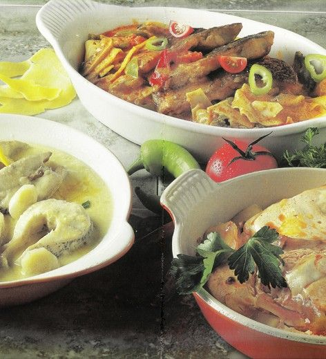 Hungarian fish soup recipe : fish soup made from different varieties of fish