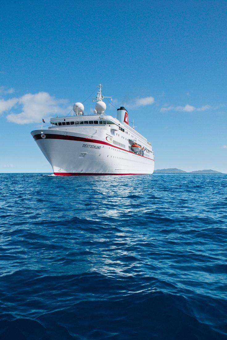 MS Deutschland | Das Traumschiff - GF Luxury