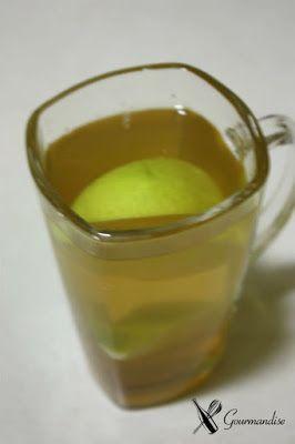 Hot Toddy (whisky, elderflower, lime, honey and bitter)