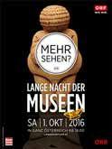 Plakat Lange Nacht der Museen 2016