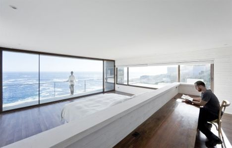 Coastal #Home Designed to Capture Every Inch of Ocean View