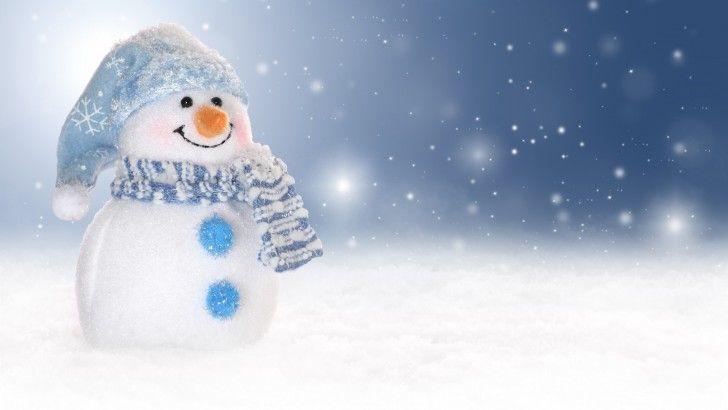 Funny Snowman - Fondos de pantalla HD. Fondos de escritorio. Protectores de pantalla. Wallpapers HD. Fondos de pantalla.