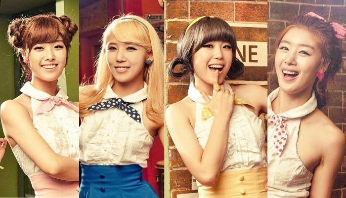 Secret (South Korean band) | K girl's group | Pinterest | Band