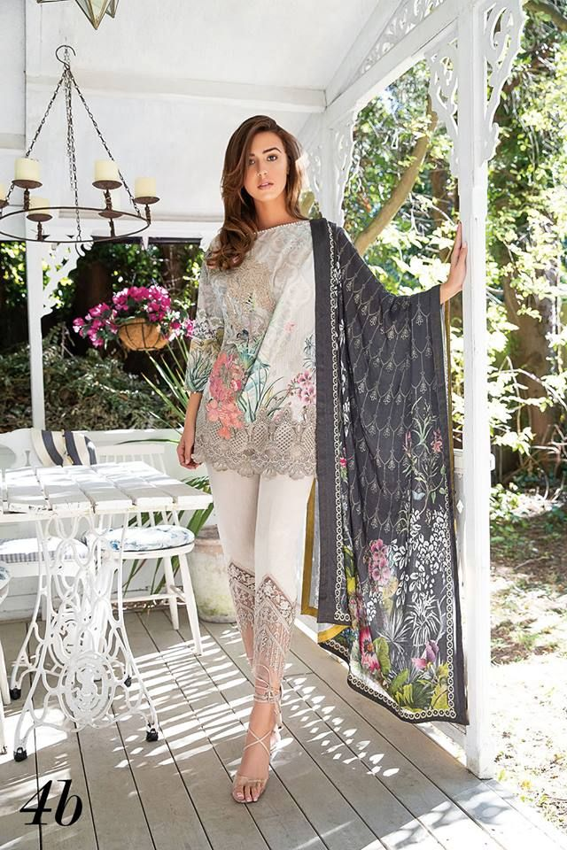 f31c5abcd7 Sobia Nazir Winter Collection 2018-19 - PK Vogue #sobianazir #shalwarkameez  #pakistanistyle #pakistanidress #pakistanifashion #winter