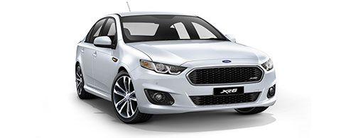 Ford Australia - 2016 Ford Falcon, Large Family Car Range