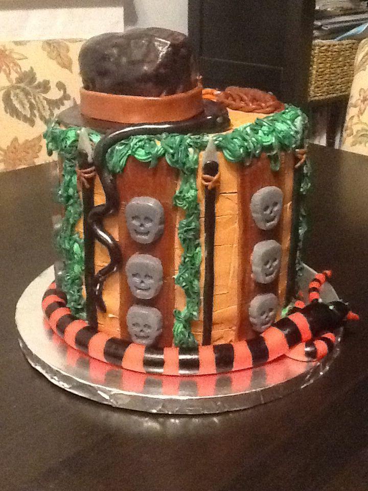 Indiana jones cake 12 best Indiana Jones