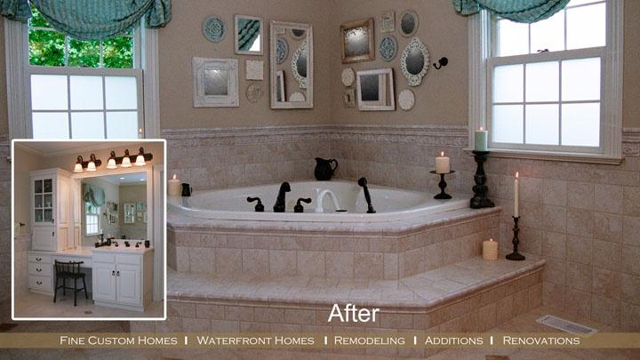 how to clean a whirlpool bath