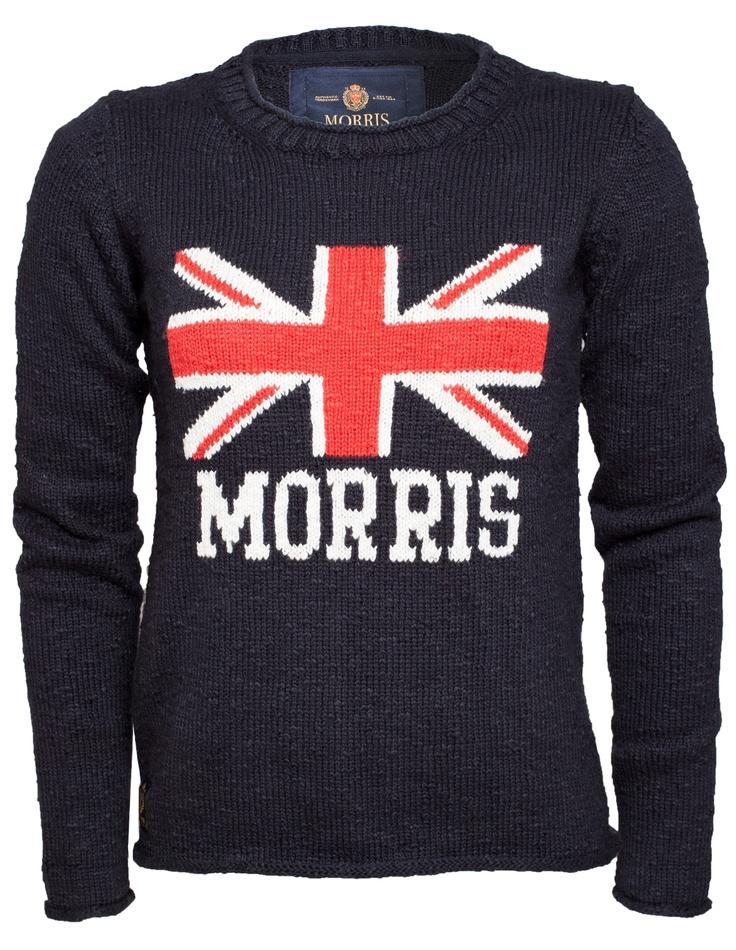 Morris Lady Jean Harlow Oneck Navy