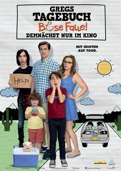 """Alle Termine in Deiner Nähe und Infos auf hepyeq.de """"Gregs Tagebuch: Böse Falle!"""""""
