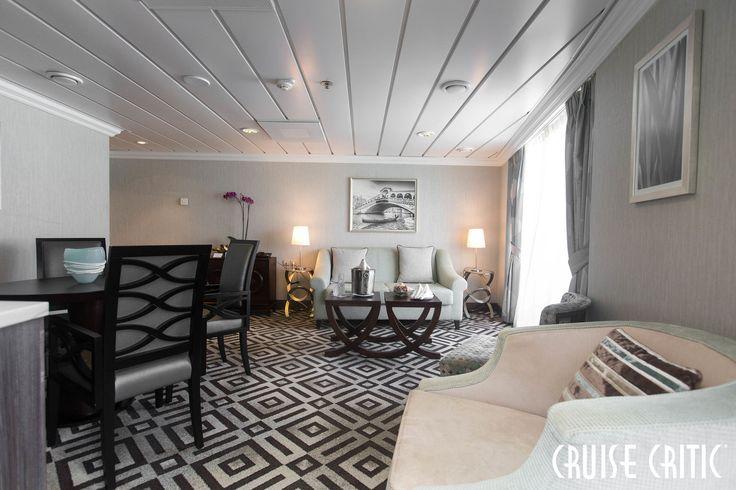 The Club Ocean Suite on Azamara Journey