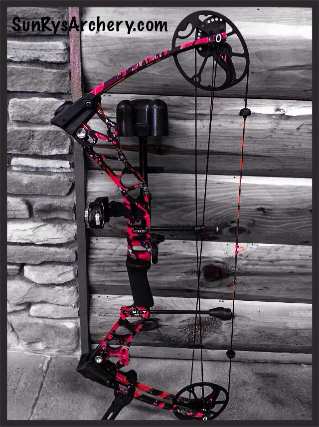 Mission Bow, SunRy's Archery